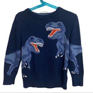 2 for $10 🔥 GAP dinosaur sweater 4 years